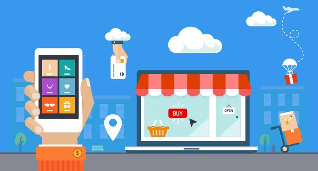 E-commerce Art Business